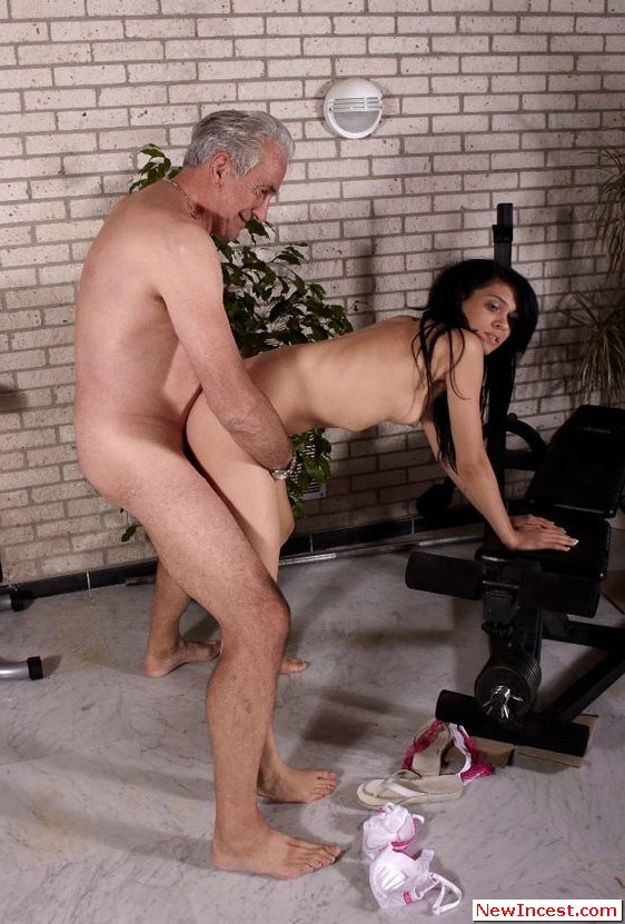 Daughter and father sex