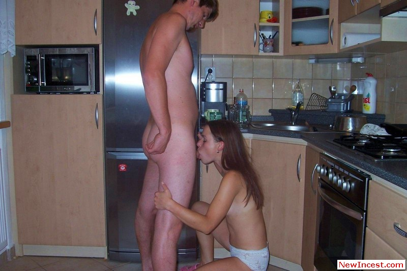 too fucked up to tell his older sis from a nasty cock hungry slut